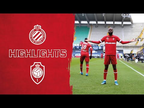 Club Brugge Antwerp Goals And Highlights
