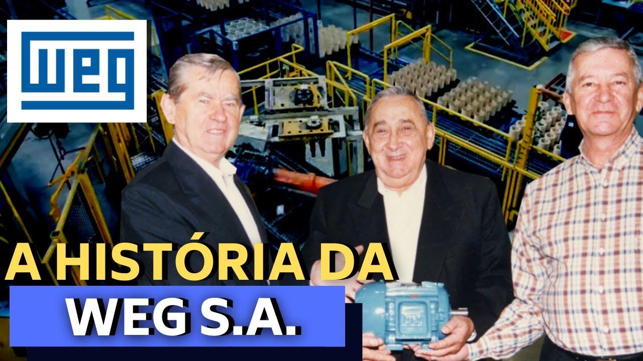 A FÁBRICA BRASILEIRA DE BILIONÁRIOS - A HISTÓRIA DA WEG S.A.