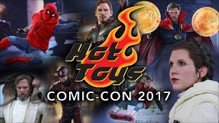 Hot Toys at SDCC 2017