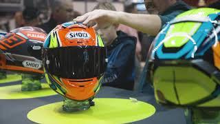 SHOEI At Motorcycle Live 2019