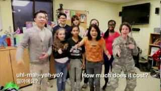 Youth Center TV: Episode 1, February 2014 - Camp Humphreys, South Korea