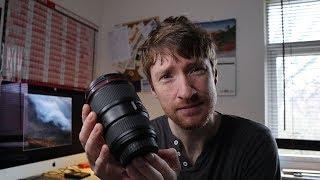 Throw Away Your Wide Angle Lens