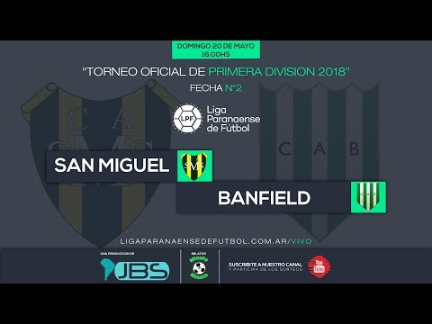 SAN MIGUEL 3 VS BANFIELD 0