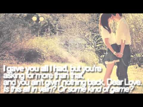 Dear Love - Tynisha Keli [lyrics on screen]