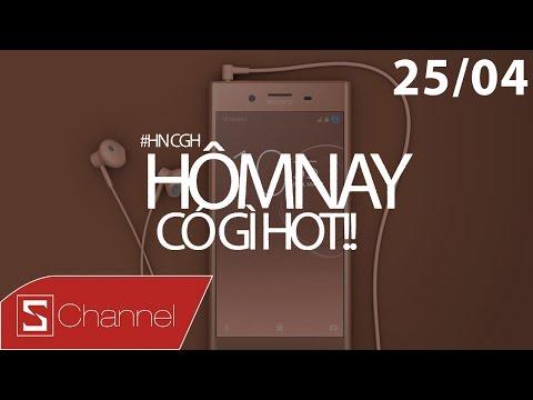Schannel - #HNCGH 25/4: Smartphone pin 6000mAh và RAM 6GB của Gionee, GoPro ra camera 360 quay 5.2K