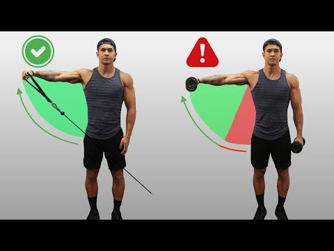 How To Get WIDER Shoulders (3 Training Mistakes You're Probably Making)