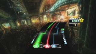 DJ Shadow - Six Days vs D-Code - Annies Horn (DJ Hero)