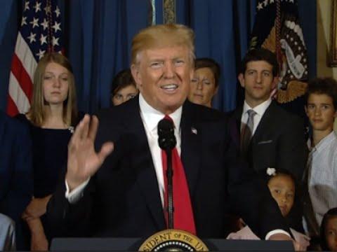 Associated Press: Trump: Senate Should Keep Promise on Health Care