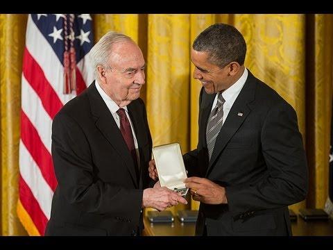 Presidential Citizens Medal 2012 — Harris Wofford