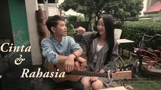 Download Cinta dan Rahasia [Cover Sandrina & Tegar] Lyrics
