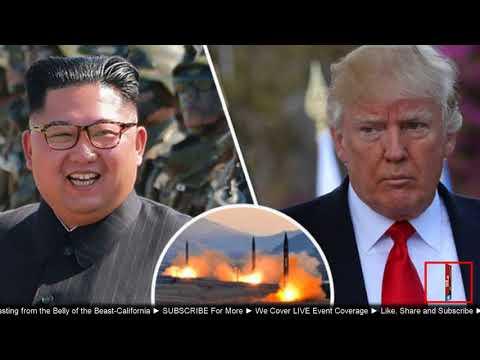 BREAKING NEWS: North Korea FIRES Ballistic missile over Japan Area on HIGH ALERT!!
