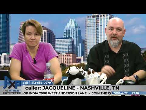 Questioning Faith & Fear of Hell | Jacqueline - Nashville, TN | Atheist Experience 22.16