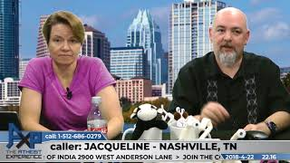 Questioning Faith  Fear of Hell  Jacqueline - Nashville TN  Atheist Experience 2216
