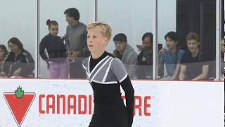 2018 Sectional Series Minto Summer Skate Stephen Gogolev - SP