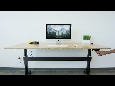 NextDesk Review: Motorized Desk!