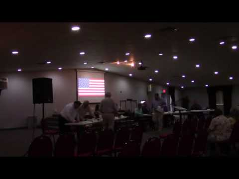 Videos: Surprise phosphate mining discussion at Bradford County, FL BOCC 2017-07-20