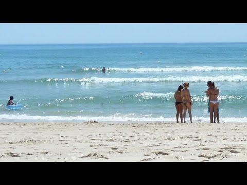 Praia do Barril (Tavira, Portugal)