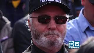 Vietnam War Veteran Pat Lynch talks about healing power of Operation Freedom Bird