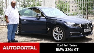 BMW 320d GT Review 'Test Drive' - AutoPortal