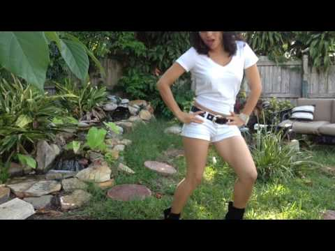 """Miley Cyrus """"Malibu""""dance challenge"""