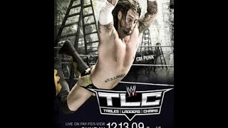 WWE Tables Ladders & Chairs TLC 2009 PPV Review