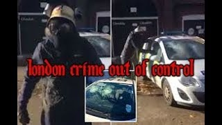 ⚡London crime grown out of control ⚡Citizen arrest on Judges as started?