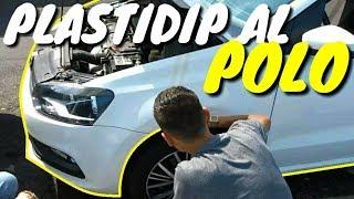 PLASTIDIP AL POLO | ManuelRivera11