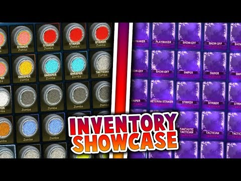 RICHEST INVENTORY IN ROCKET LEAGUE ($10,000+) MARCH 2018