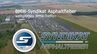 BMW Syndikat Asphaltfieber 2016 - der Platz