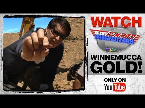 Finding Gold In Winnemucca