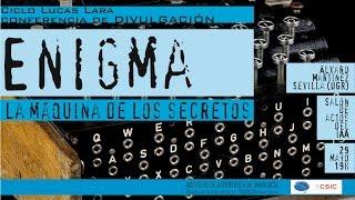 CLL Sep2014 Enigma, la máquina de los secretos