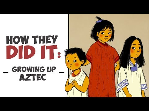 How They Did It - Growing Up Aztec