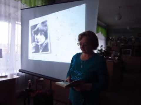Изображение предпросмотра прочтения – ГалинаРогова читает произведение «Мука и мука» М.И.Цветаевой