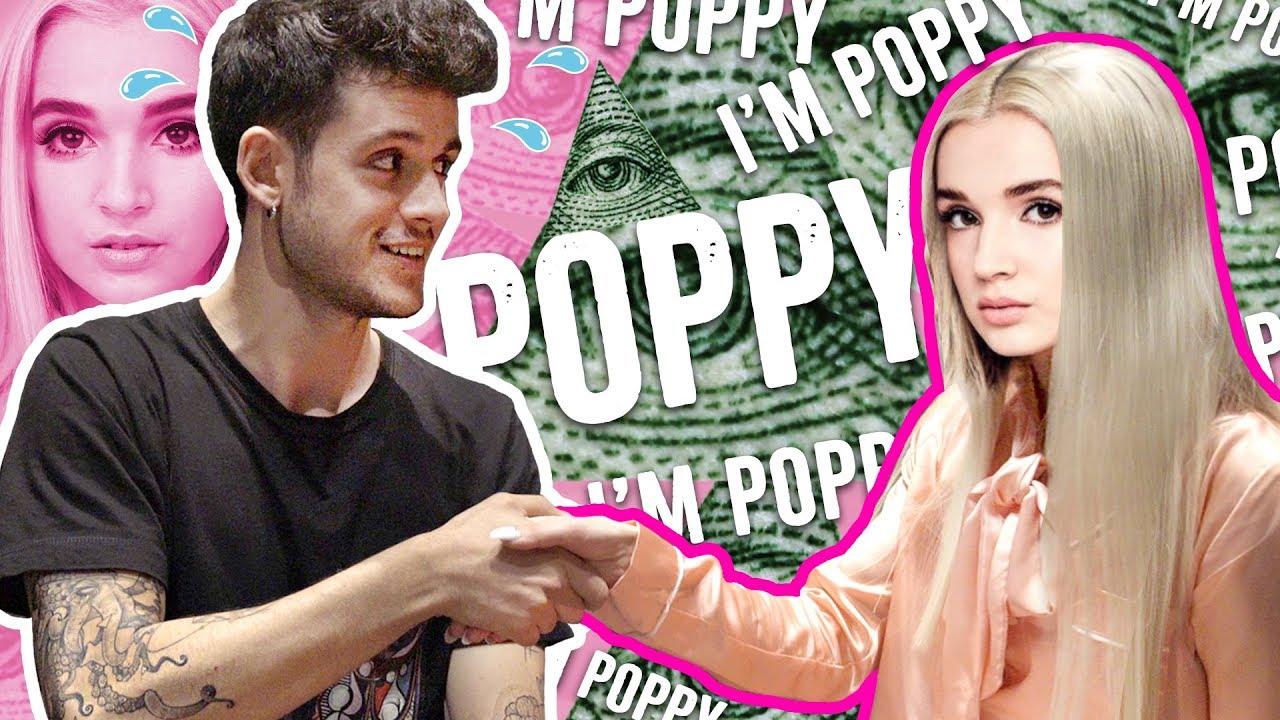 Poppy Illuminati üyesi Mi Poppy Ile Yüzleştim Youtube