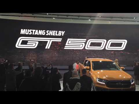 Ford to bring back  horsepower, Mustang Shelby GT
