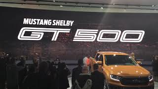 Ford to bring back 700 horsepower, Mustang Shelby GT500
