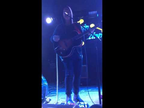 Some Will Seek Forgiveness, Others Escape by Aaron Gillespie @ Chain Reaction 12/1/2015