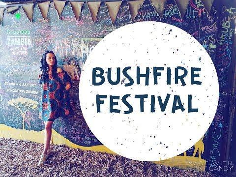 MTN Bushfire  Festival 2017 l Swaziland l Музыкальный фестиваль в Свазиленд