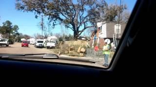 Tornado update in laplace louisiana st john parish pt.1