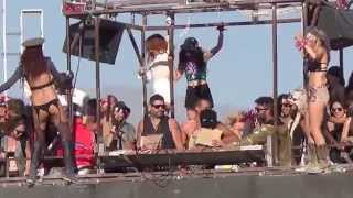 jamie jones robot heart burning man 2014