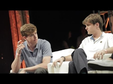 The Value of Anonymity with Yik Yak's Brooks Buffington and Tyler Droll