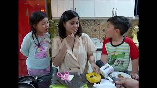 Gambar cover NISYA AHMAD BIKIN MAKANAN BEKAL UNTUK ANAK, ENAK GAK YAA?? – MOM & KIDS SEG2 15/11