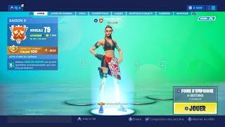 FORTNITE - 47 kills (2 bonuses) with the new Double Agent skin in Grip Fair
