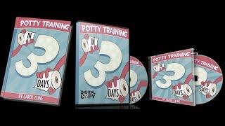 Day 2 of 3 Day Potty Training – Alex