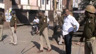 Rashtriya Janhit News   Thana Khalabazar me Police Par Attack   Dinesh Kumar 3