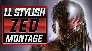 "Download Video LL Stylish ""Zed Main"" Montage (Best Zed Plays) | League Of Legends MP3 3GP MP4"