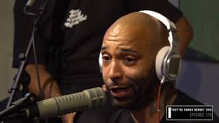 Joe Budden talks Nicki Minaj MELTDOWN Calls out Travis Scott