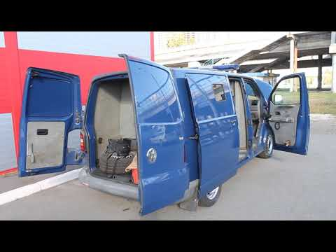 Volkswagen Transporter Бронированный ПЗСА-3