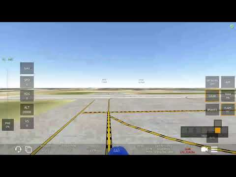 Infinite Flight global. Southwest airlines flight 2852 taking off Fort Lauderdale airport.