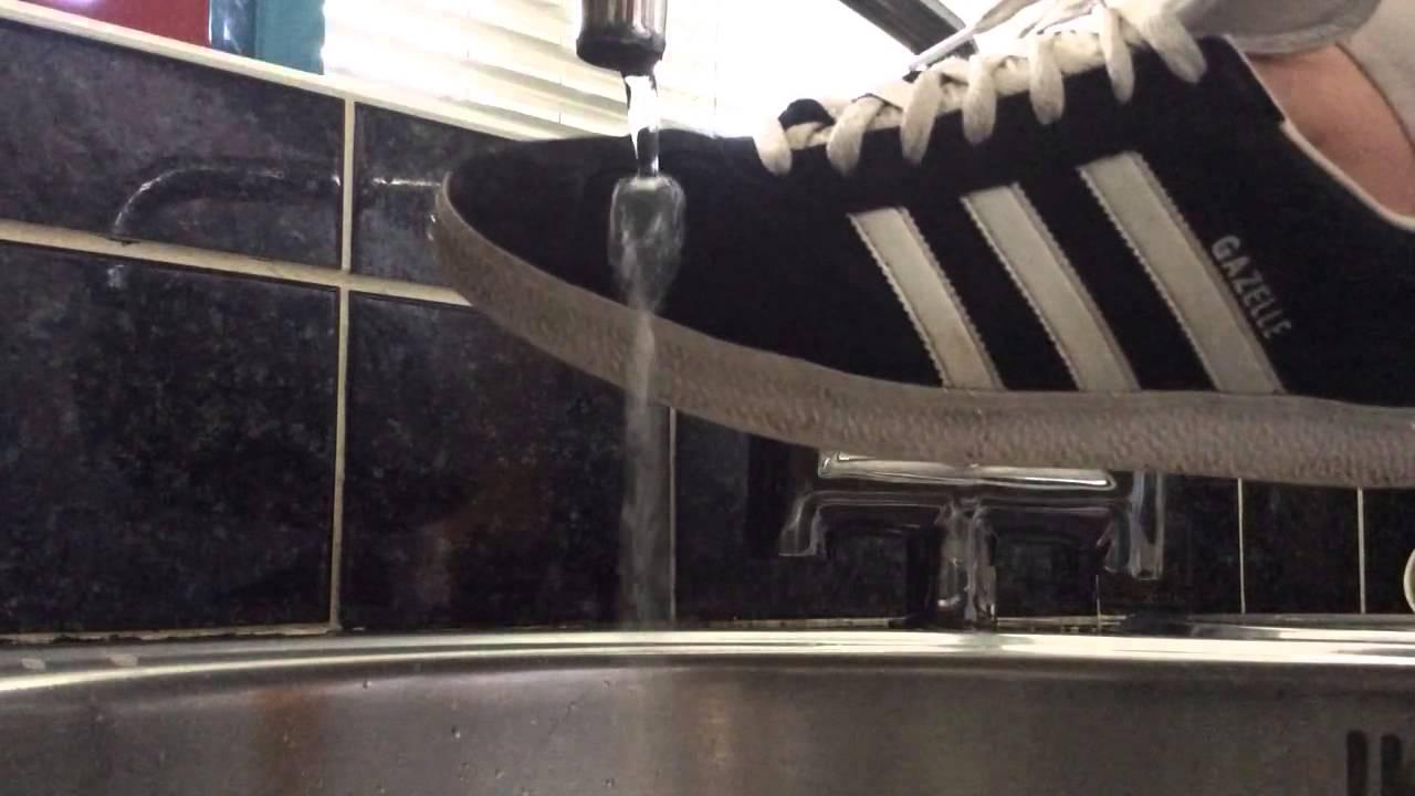 adidas gazelle washing machine